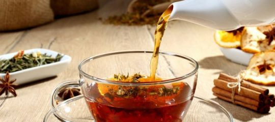 Infusions et grossesse