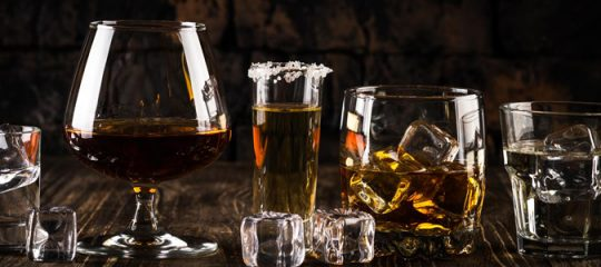 Livrer de l'alcool
