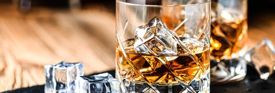 La dégustation de whisky