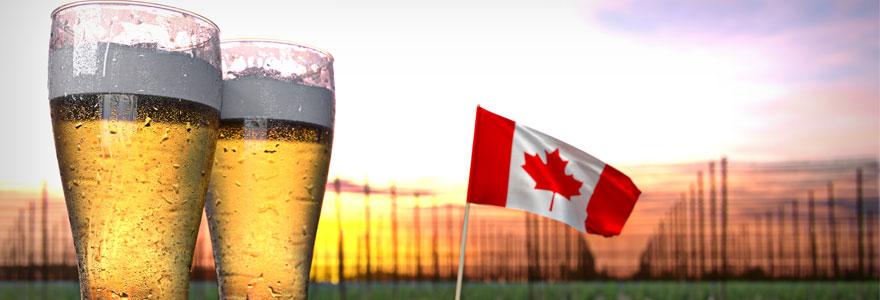 Bière canadienne